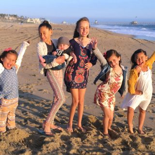 Meet the HB Littles Our Beach Babies