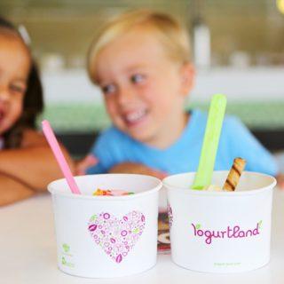 Yogurtland Giveaway!