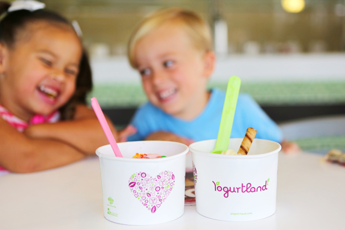 Yogurtland Huntington Beach