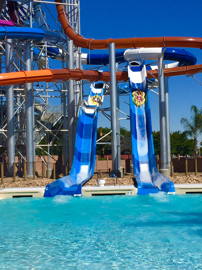 Knott's Soak City Waterpark Shore Break