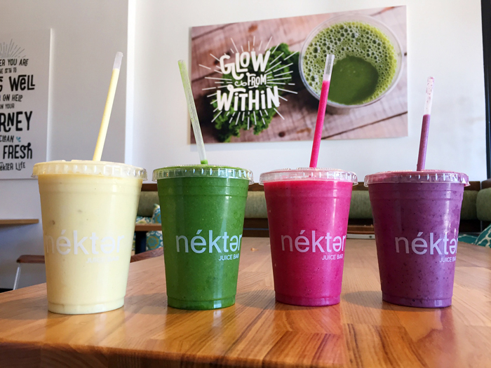 Nekter Juice Bar Kids Cups