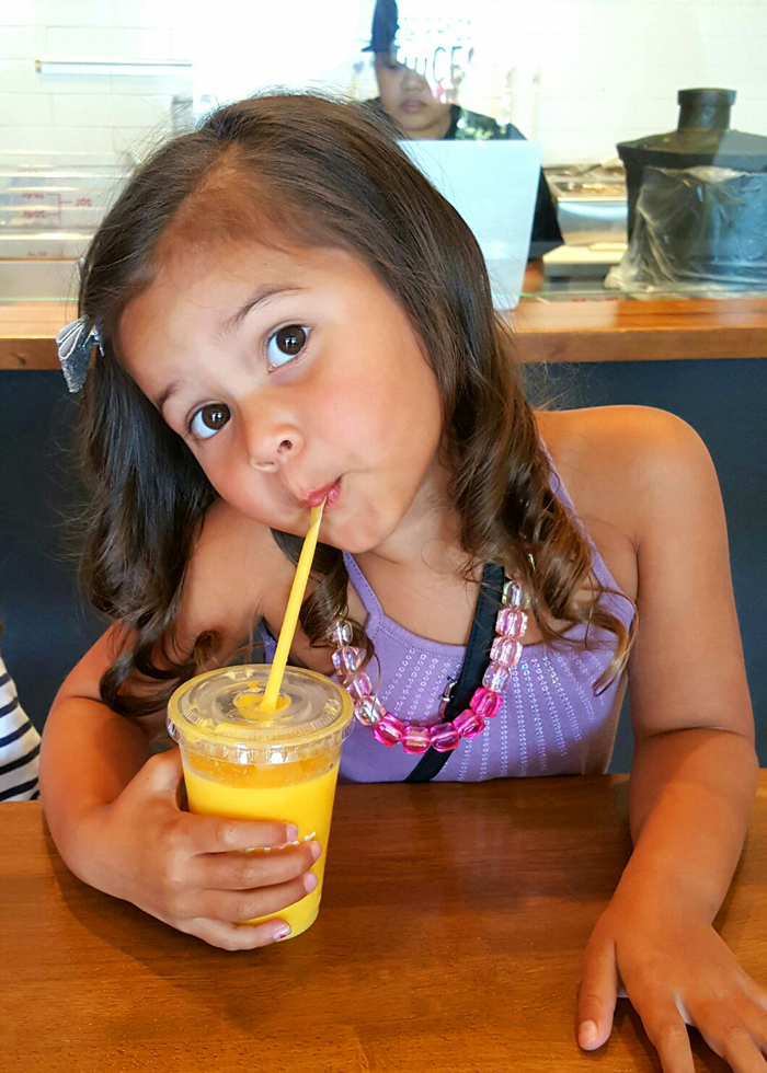 Nekter Juice Bar Orange Crush