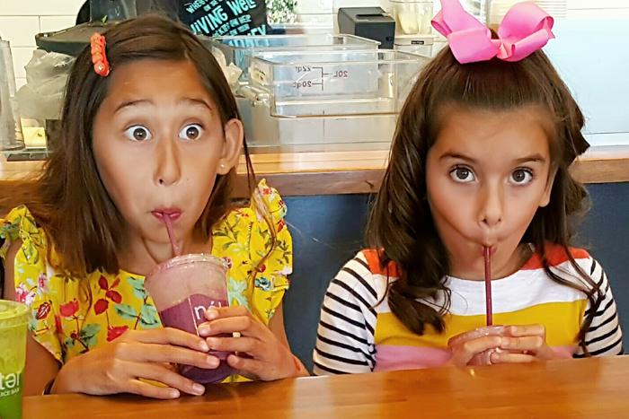 Nekter Juice Bar Kids