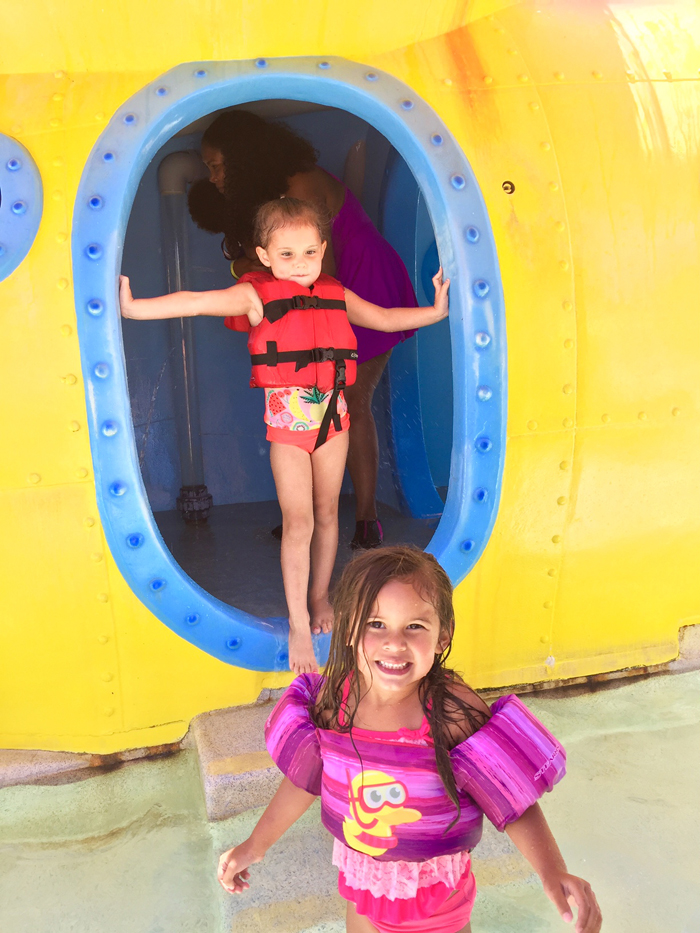 Knott's Soak City Waterpark Gremmie Lagoon