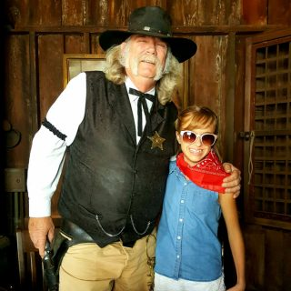 Experience Knotts Ghost Town Alive this summer!