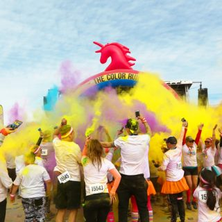 The Color Run Giveaway!