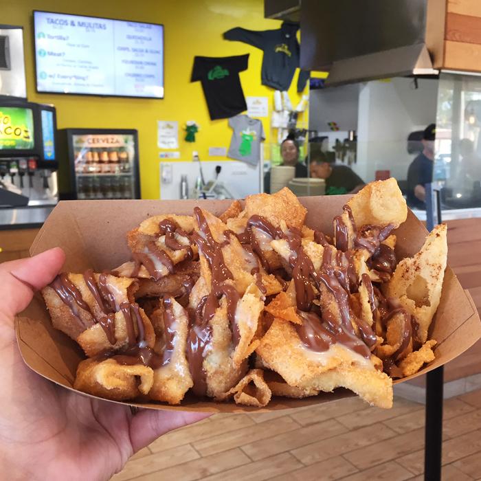 Tio Flacos Churro Chips
