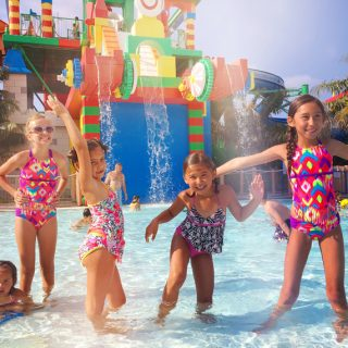 Legoland WaterPark fun in the sun this summer!