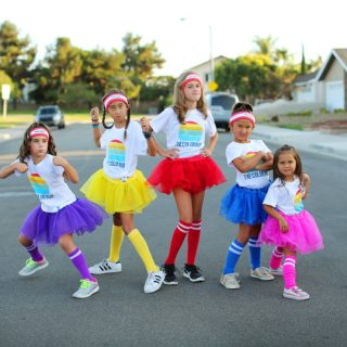 THE COLOR RUN HUNTINGTON BEACH GIVEAWAY!!!
