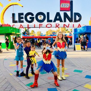 Brick Or Treat at Legoland!