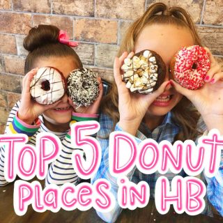Top 5 donut places in Huntington Beach