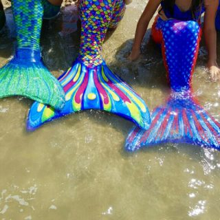 FIN FUN MERMAID TAIL GIVEAWAY!