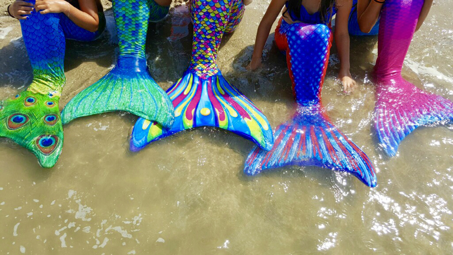 fin fun mermaid tails for free