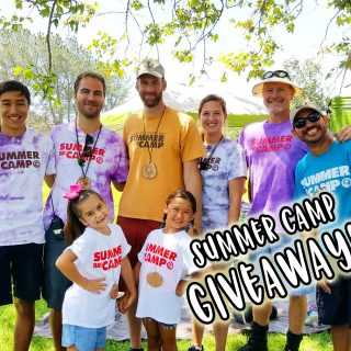 "WIN A WEEK LONG CAMP SESSION To The ""INSIDE THE OUTDOORS"" SUMMER CAMP (a $210 VALUE!)!"