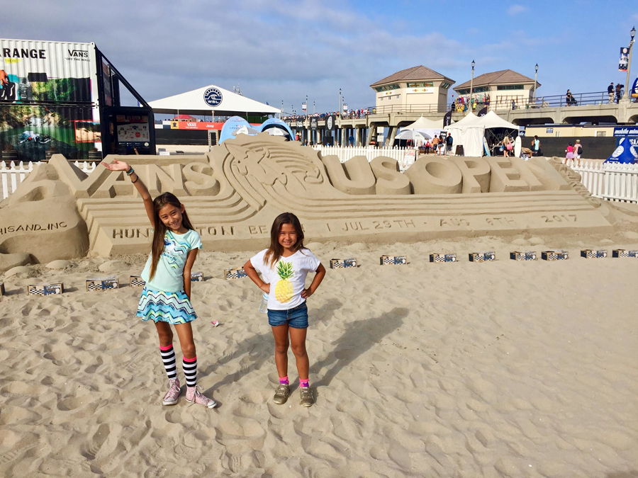 061316f8c4 5 FUN things for FAMILIES to do at the VANS US OPEN OF SURFING in Huntington  Beach July 28- Aug 5