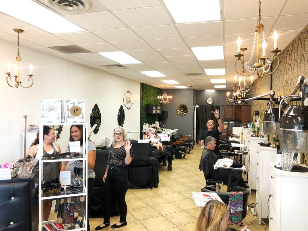 Del Sol Salon Huntington Beach