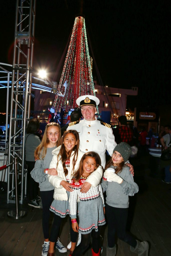 Christmas at the Queen Mary